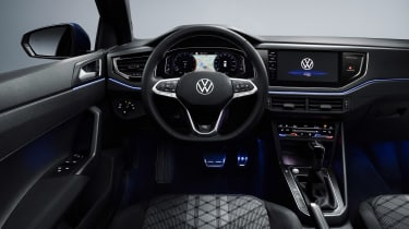 2021 Volkswagen Polo - interior