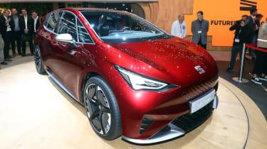 2020 SEAT el-Born - Geneva - rear view