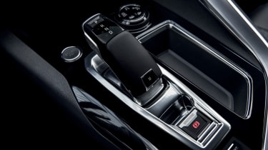 The most powerful engines will have a six-speed automatic gearbox as standard