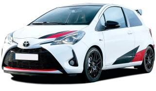 Toyota Yaris GRMN cutout