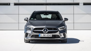 While other cars in the class prioritise sporty handling over comfort, the A-Class offers a luxurious tonic
