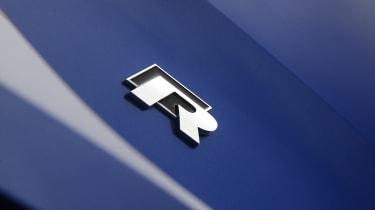 Volkswagen T-Roc R badge