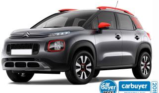 Citroen C3 Aircross Best Buy cutout