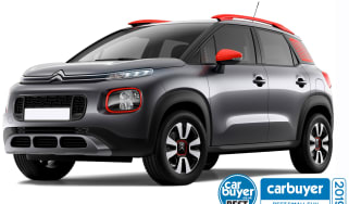 Citroen C3 Aircross Best Buy cutout