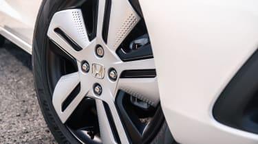 Honda Jazz hatchback alloy wheels
