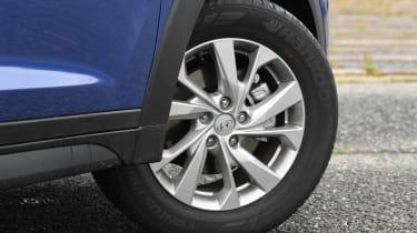 2018 Hyundai Tucson SUV - wheel