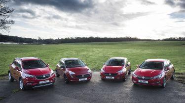 Vauxhall Griffin edition Mokka x, Astra, Corsa, Adam