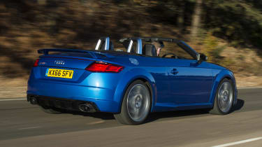 0-62mph takes just 3.9 seconds –faster than many more expensive sports cars