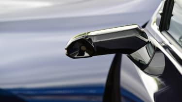 Lexus ES saloon door mirrors