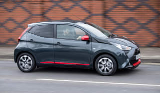 Toyota Aygo hatchback review
