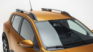 New Dacia Sandero Stepway roof
