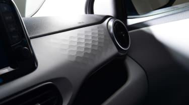 2020 Hyundai i10 dashboard