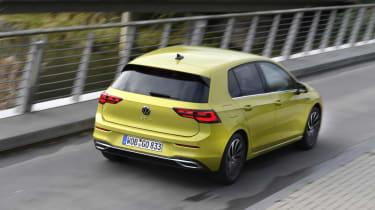 2020 Volkswagen Golf - rear 3/4 dynamic driving