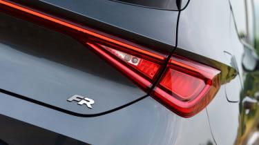 SEAT Leon hatchback - rear lights