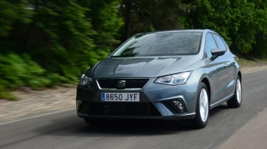 It's a rival to models including the Ford Fiesta, Vauxhall Corsa, Peugeot 208 and Renault Clio