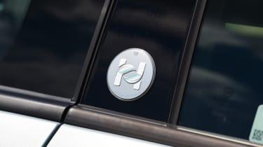 Fiat 500 mild hybrid badge