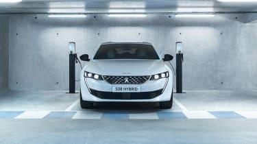 Peugeot 508 plug-in hybrid