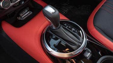 Nissan Juke SUV gearlever