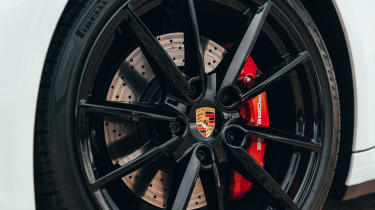 Porsche 911 Targa alloy wheels