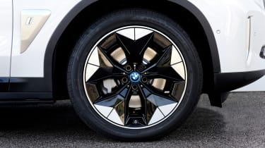 BMW iX3 SUV alloy wheels