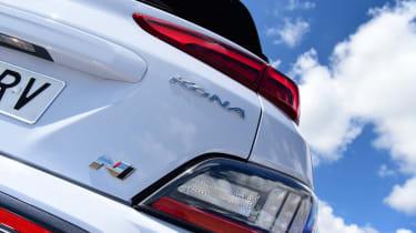 Hyundai Kona N badges