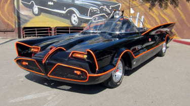 1954 Lincoln Futura – Batman: The Movie