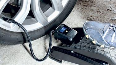 Best car foot pumps