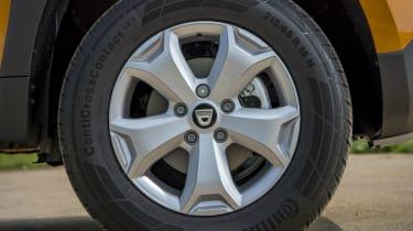 Dacia Duster 2018 wheel