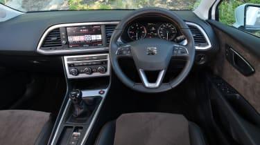SEAT Leon X-Perience - interior