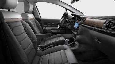 2020 Citron C3 - interior