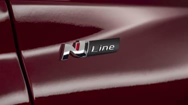 2020 Hyundai i30 - N Line badge