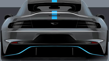 The RapidE's powertrain has also been developed by Williams