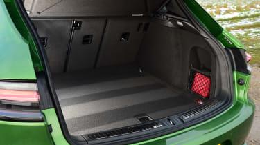 2020 Porsche Macan - boot space