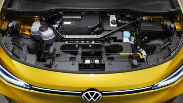 Volkswagen ID.4 SUV electric motor