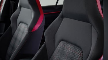 2020 Volkswagen Golf GTI  - seats