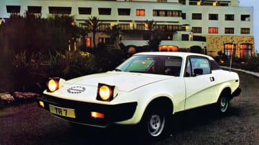 20 - Triumph TR7