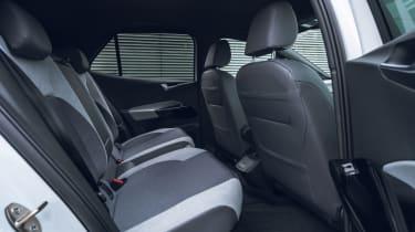 2021 Volkswagen ID.3 Tour pro - rear seats