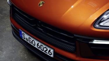 2021 Porsche Macan S - front detail