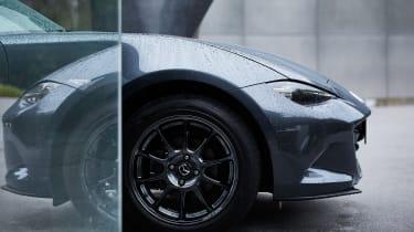 Mazda MX-5 R-Sport front detail
