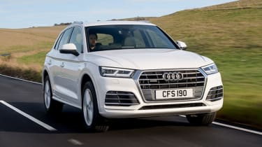 The Audi Q5 SUV is an all-new model, despite looking similar to its predecessor