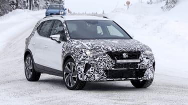 2021 SEAT Arona prototype