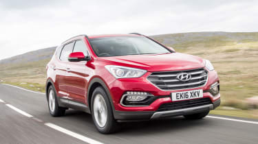 Rivals include the Nissan X-Trail, Kia Sorento and Land Rover Discovery Sport