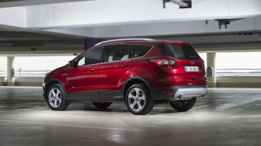 The Ford Kuga is now in its second generation