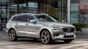 Volvo XC100 SUV preview