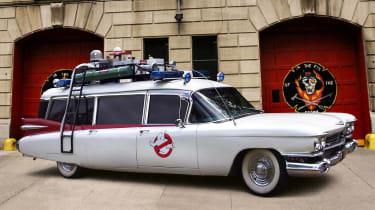 1959 Cadillac Fleetwood – Ghostbusters