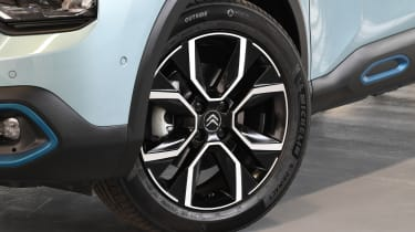 2021 Citroen e-C4 - alloy wheels