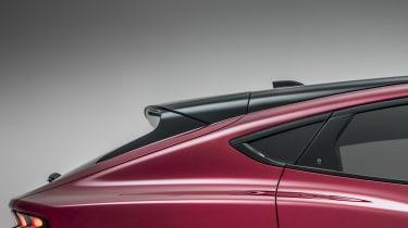 Ford Mustang Mach-E rear pillar