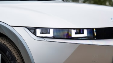Hyundai Ioniq 5 headlights