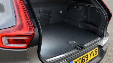 Volvo XC40 SUV boot