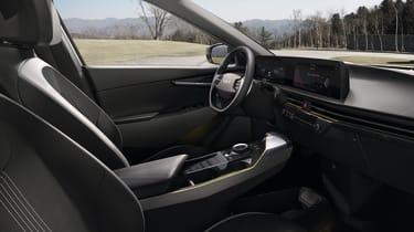 2021 Kia EV6 GT-Line - interior side on view